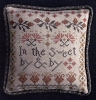 In the Sweet - (Cross Stitch)