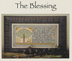 The Blessing - (Cross Stitch)