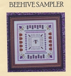Beehive Sampler - (Cross Stitch)
