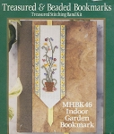 Indoor Garden Bookmark Kit - (Cross Stitch)