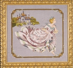 Cinderella - (Cross Stitch)