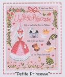 Petite Princesse - (Cross Stitch)