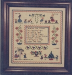 Four Seasons Sampler - (Cross Stitch)