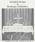 Liturgical Designs in Hardanger Embroidery - (Cross Stitch)