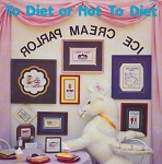 To Diet or Not to Diet - (Cross Stitch)
