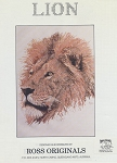 Lion - (Cross Stitch)