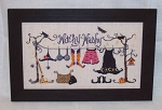 Witchy-Washy - (Cross Stitch)