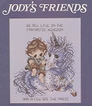 Jody's Friends - (Cross Stitch)