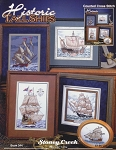 Historic Tall Ships - (Cross Stitch)