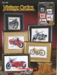 Vintage Cycles - (Cross Stitch)