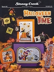Halloween Time - (Cross Stitch)