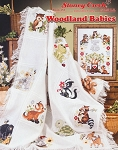 Woodland Babies - (Cross Stitch)