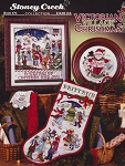Victorian Village Christmas - (Cross Stitch)