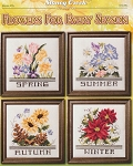 Flowers for Every Season - (Cross Stitch)