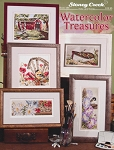 Watercolor Treasures - (Cross Stitch)