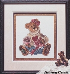 Bailey - Heart's Desire - (Cross Stitch)