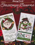 Christmas Banners I - (Cross Stitch)