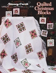 Quilted Christmas Blocks - (Cross Stitch)