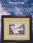 Peace Dove - (Cross Stitch)