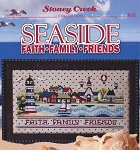 Seaside Faith Family Friends - (Cross Stitch)