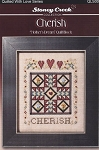 Mother's Dream Quilt Block - Cherish - (Cross Stitch)