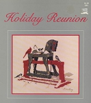 Holiday Reunion - (Cross Stitch)