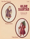 Olde Santas Collection III - (Cross Stitch)