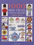 1000 Mini Cross Stitch Motifs - (Cross Stitch)