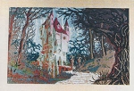 Castle In the Woods - (Cross Stitch)
