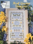Herb Garden Sampler - (Cross Stitch)