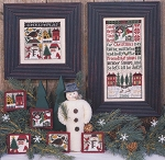 Christmas Day - (Cross Stitch)
