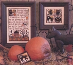 Pumpkin Patch - (Cross Stitch)