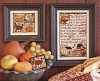 Thanksgiving Comes Again - (Cross Stitch)