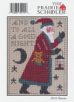 2015 Santa - (Cross Stitch)