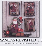Santas Revisted III 1987, 1993, 1996 - (Cross Stitch)