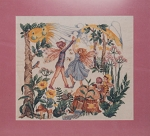Fairies & Fantasy - (Cross Stitch)