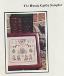 The Rustic Castle Sampler - (Cross Stitch)