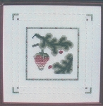 Strawberry Dreams - (Cross Stitch)
