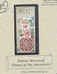 Danza Ancestral - Dance of the Ancestors - (Cross Stitch)