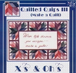 Quilted Quips III Make a Quilt - (Cross Stitch)