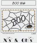 BOO Web - (Cross Stitch)