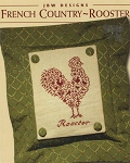 French Country - Rooster - (Cross Stitch)