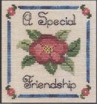 Friendship - (Cross Stitch)