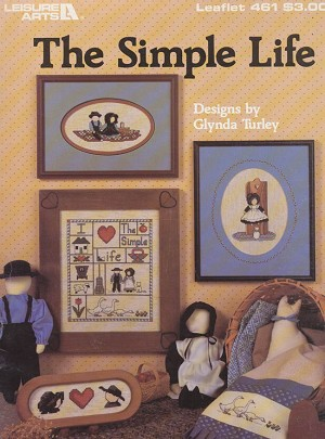 The Simple Life - (Cross Stitch)