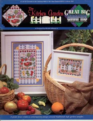 The Kitchen Garden - (Cross Stitch)