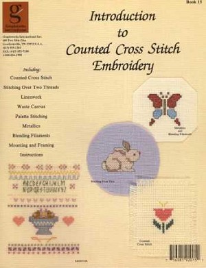Introduction to Counted Cross Stitch Embroidery - (Cross Stitch)