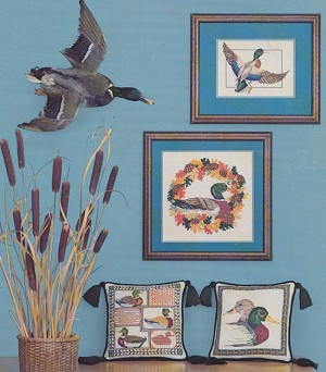 Mallard Collection - (Cross Stitch)