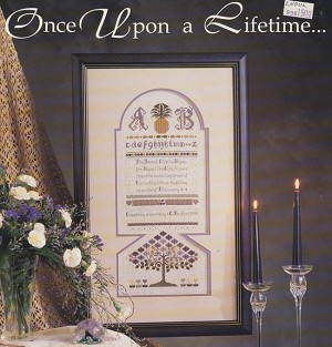 Once Upon a Lifetime - (Cross Stitch)