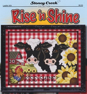 Rise 'n Shine - (Cross Stitch)