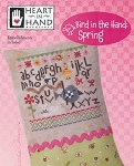 Bird in the Hand: Spring w/charm